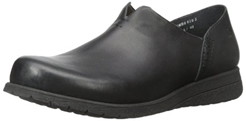 Born Women's Nani, Black Full Grain Leather, 8.5 M (B)