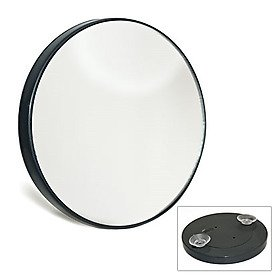 Magnifying Mirror - 10X Wall Mount Suction