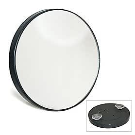 Amazon Com Magnifying Mirror 10x Wall Mount Suction