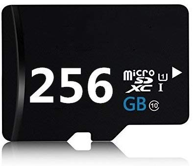 256GB Micro SD Memory Card SDXC SDHC TF Flash Class 10 For Android Camera Phone by MECHANICAL GRAPEFRUIT