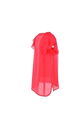 GR†NLAND - Zapatillas de estar por casa de Piel para mujer Rojo rojo Fuxia
