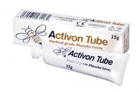 Activon - Manuka Honey dressings tube 25g x 1 by Advancis Medical One 25g Tube