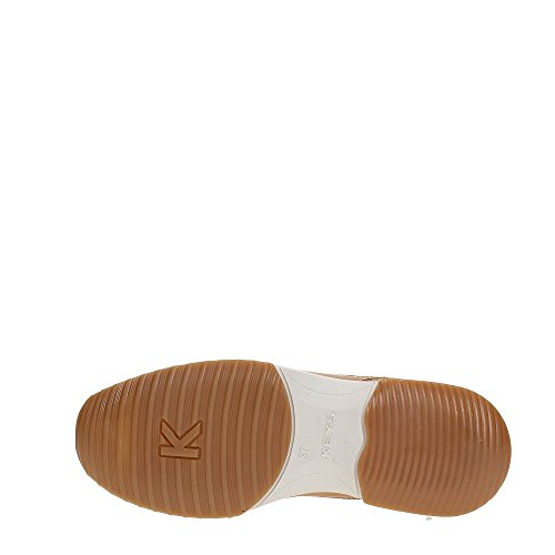 Keys 5037 Sneakers Mujer Cuoio
