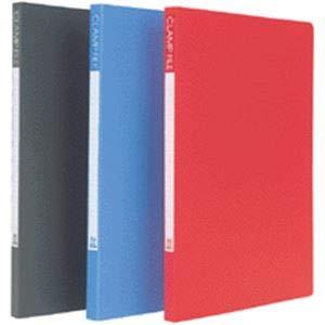 (まとめ)ビュートン クランプファイル A4タテ100枚収容 背幅17mm ブルー BCL-A4-B 1冊 【×30セット】 生活用品 インテリア 雑貨 文具 オフィス用品 ファイル バインダー その他のファイル 14067381 [並行輸入品] B07L34Y49K
