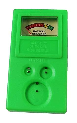 OTOOLWORLD Watch button cell Tester Watch battery Checker
