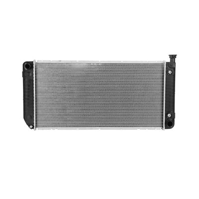 MAPM Premium Quality RADIATOR; 5.0LTR OR 5.57LTR; WITHOUT ENGINE OIL COOLER; AUTOMATIC by Make Auto Parts Manufacturing