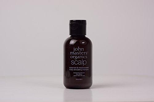 John Masters Organics Citrus & Neroli Detangler (John Masters Organics - Spearmint & Meadowsweet Scalp Stimulating Shampoo - 2 oz)