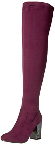 Carlos by Carlos Santana Women's Quantum WC Fashion Boot, Malbec, 7.5 M M US