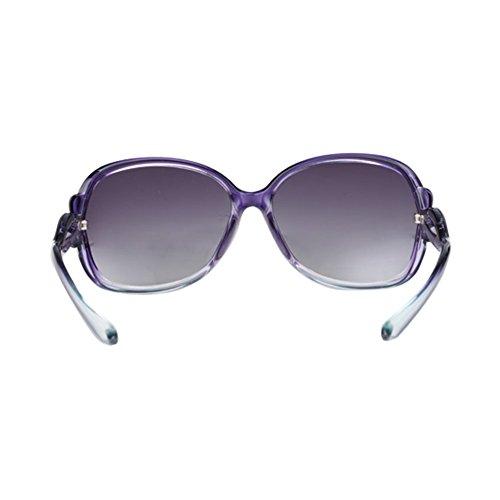 De Alta Color Redondo Polarizadas Gafas 2 YQ 2 QY De Sol Marco Definición Sol De Gafas Moda Gafas URqZEwx