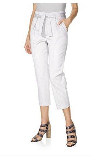 Pantalón Pantalones con pinzas Mujer de Best Connections en blanco blanco