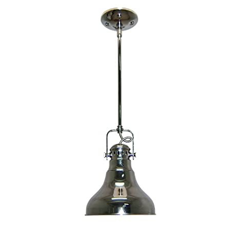 Allen roth 8 110w nickel mini pendant light cpm150lpn ceiling allen roth 8 110quotw nickel mini pendant light cpm150lpn aloadofball Gallery