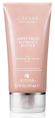 Caviar Anti-Aging Anti-Frizz Blowout Butter, 5.0-Ounce by Alterna (Image #1)