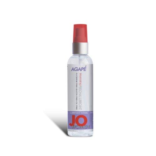 System Jo Agape Women Warming Lube, 4.5-Ounce Bottle, Health Care Stuffs
