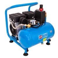 BRSF33 Impresión Compresor De Aire | L 6 – 95 Silent, 8 bares, 6