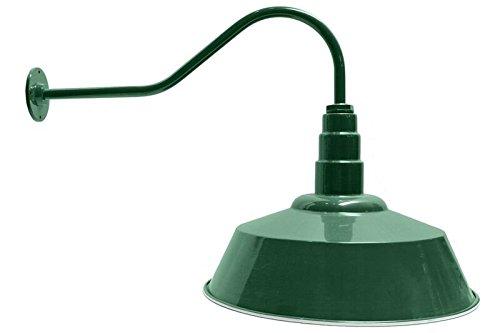 Gooseneck Porch Light - 5