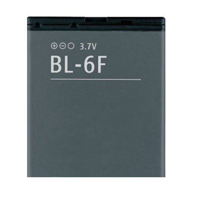 HONGYU Smartphone Spare Parts BL-6F Battery for Nokia N78 Repair Parts (Color : Color1)