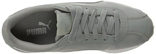 Sneaker da uomo NL Fashion Torino, Limestone / Puma White, 8 M US