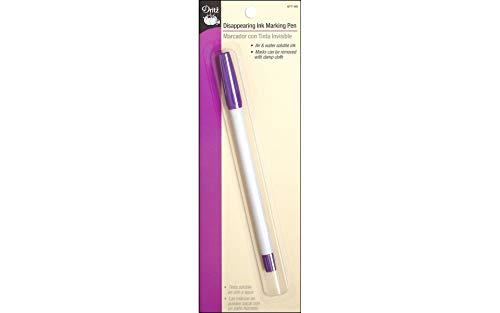 Dritz Disappearing Ink Marking Pen, Purple