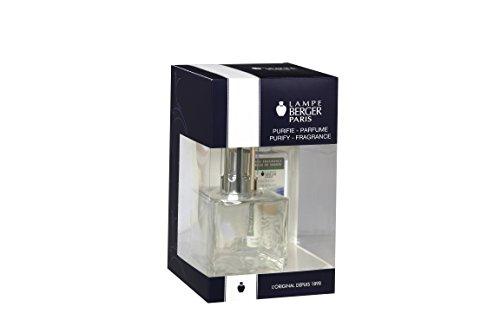 Lampe Berger Lamp Gift Set - Clear Cube, Includes Fragrance Ocean Breeze 180ml / 6.08 fl.oz. (Fragranced Burner Set Oil)
