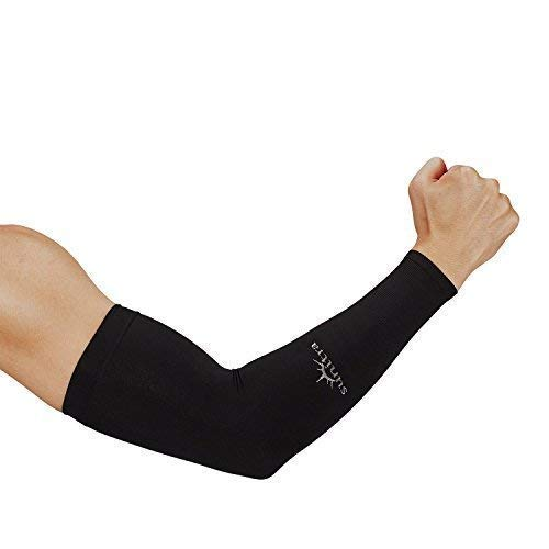 f3c4c4fdac Amazon.com : SUNITRA Arm Sleeve with UV Protection Cooling in Summer ...