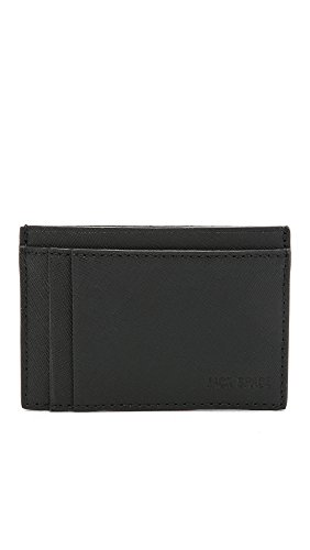 Men's Spade Wallet Barrow Black Leather Spade ID Jack Leather ID Jack Barrow Men's IUqw4T