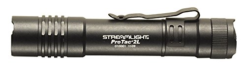 080926880313 - Streamlight 88031 ProTac 2L 350 Lumen Professional Flashlight with High/Low/Strobe w/ 2 x CR123A Batteries carousel main 1