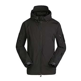 Men Jackets, Dartphew Men Coat Winter Waterproof Soft