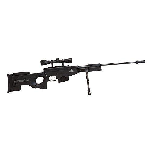 Norica Dragon GRS Evolution Air Rifle Pellet Gun .22 Cal Black