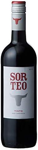 ソルテオ ブルファイト 赤 750ml Sorteo tinto