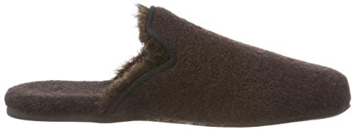 Delle Di Indietro Fondente Aperto Pantoffel Donne Pantofole Vita Marrone Mit cioccolato Kitzbühel Di 294 Fellborte 4zwxZan