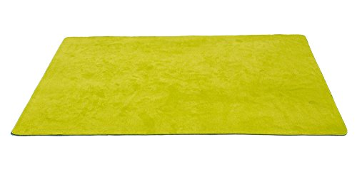Learning Carpets CPR468 - Solid Green Rectangle