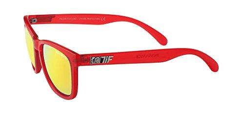 INDIAN Gafas 001 30 Rojo FACE 51 de 24 THE Unisex Sol dSXqO4d