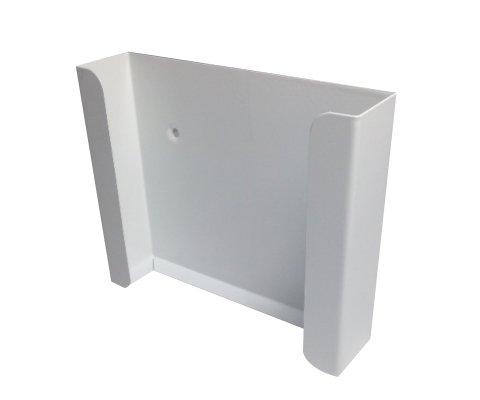 Personal Hygiene Disposal Bag Dispenser, Box Format, White by S.A.C.