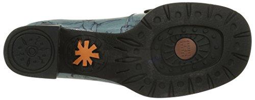 Art BRISTOL - Zapatos de tacón para mujer Gris (F Gymnastics)
