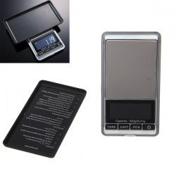 High Quality Digital Jewelry Pocket Scale with Capacity 300g x 0.01g (Pocket 300 Digital)