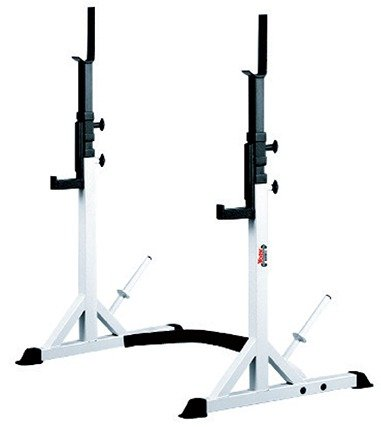 York Barbell FTS Press and Squat Stand by York Fitness