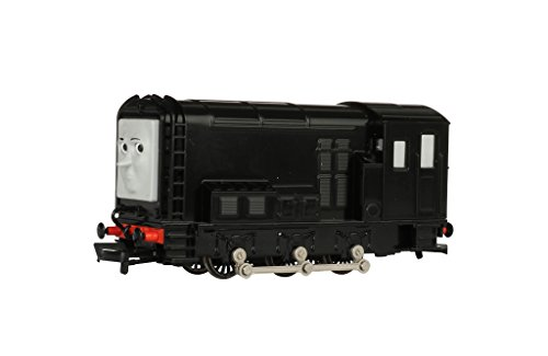 (Bachmann Thomas & Friends Grumpy Diesel Engine, Prototypical Black )