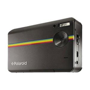 amazon polaroid z2300 10mp デジタルインスタントカメラ black pld