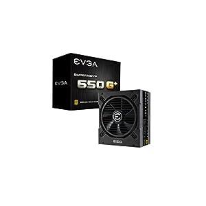 EVGA SuperNOVA 650 G1+, 80 Plus Gold 650W, Fully Modular, FDB Fan, 10 Year Warranty, Includes Power ON Self Tester, Power Supply 120-GP-0650-X1