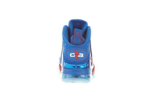 Nike Barkley Posite Max 76ers (555097-300) Energia / Fuoco