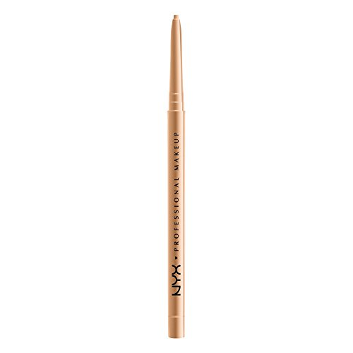 NYX PROFESSIONAL MAKEUP Always Keepin' It Tight Eyeliner, Nude, 0.001 Ounce (Best Eyeliner For Inner Rim Of The Eye)