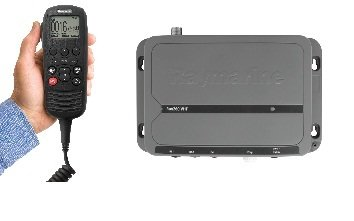 Raymarine Ray260 VHF Radio w/Built-in AIS Receiver -