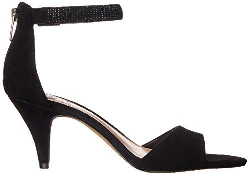 Vince Camuto mistin vestido sandalias de la mujer Black