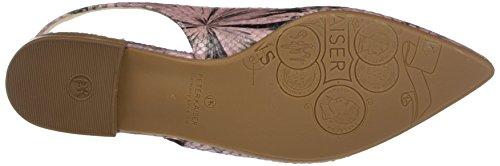 Peter Kaiser CARO - Zapatos de Talón Abierto Mujer Rosa (ROSE LOTO 546)