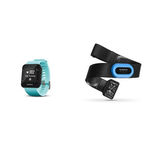 Amazon.com: Garmin Forerunner 35 Watch and HRM-Tri Heart ...