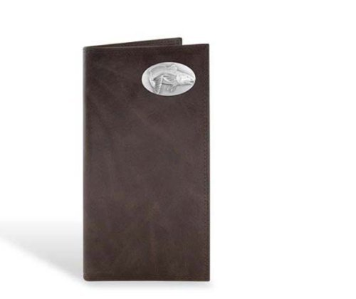 (Red Fish - Leather Wrinkle Brown Long Roper)