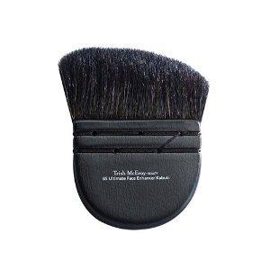 Trish McEvoy Brush 85 Ultimate Face Enhancer Kabuki by Trish McEvoy