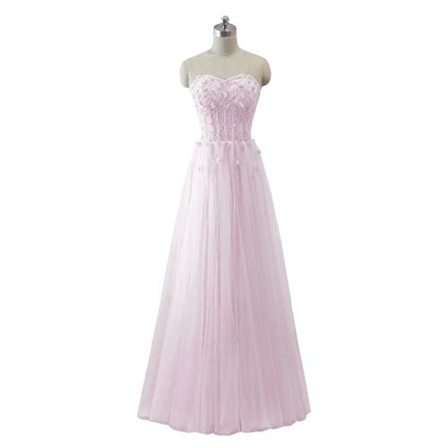 Love Ballkleider Formal 60 Perlen Maxi Frauen Schatz Long Abendkleid King's Tulle fFa64aW
