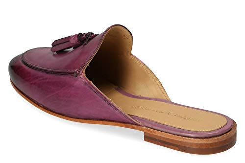 2 Melvin Scarlett Lila amp; Hamilton Donna Pantofole TxxPAv4qn6