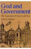God and Government, Ann E. Weiss, 0395549779